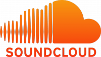 The SoundCloud logo.
